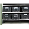 8&amp;#34;&amp;#32;Storage&amp;#32;Trays&amp;#32;on&amp;#32;shelf&amp;#32;inside&amp;#32;ISU<sup>&reg;</sup>&amp;#32;container