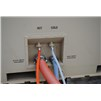 EISU Ablution Container close up of water hood ups