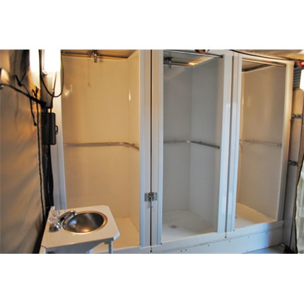 EISU Shower Unit