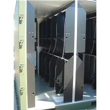 Weapons Racks shown in an ISU 90EO
