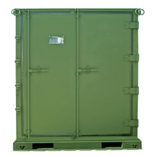 ISU<sup>&reg;</sup> 90IEO 1-Door in Green