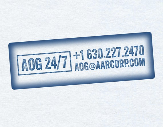 AOG 24/7 worldwide