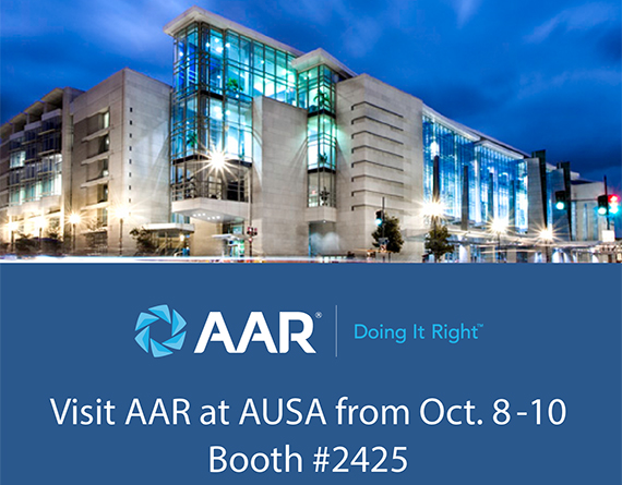Visit AAR at AUSA