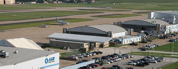 AAR Airframe Maintenance - Oklahoma City