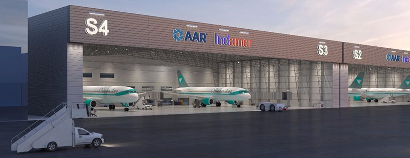 India Mro Joint Venture Airframe Maintenance Aar Corporate