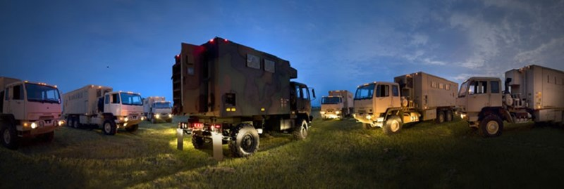 Mobility Systems - Expeditionary Services | AAR Corporate