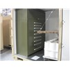Dive Locker with 6-Drawer and Overhead Vidmar Cabinet