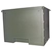 M105 Trailer Shop Container (TSC) in green