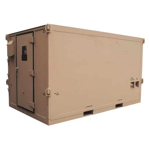 Battery Mobility Shop Container (BMSC)