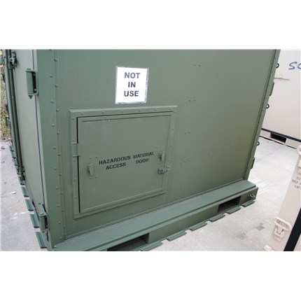 Hazmat Panel for ISU<sup>®</sup> containers