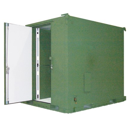 ISU<sup>&reg;</sup> 90HSC High Security Container
