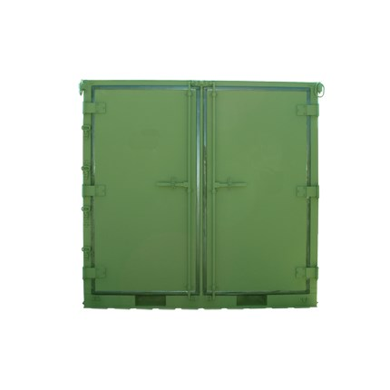 ISU<sup>®</sup> 90EO with 2 doors on one side in Green