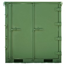 ISU<sup>®</sup> 90EO 1-Door in Green