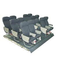 12-Passenger Seat Pallet for C-130 Aircraft