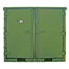 ISU<sup>®</sup> 80 4-Door in Green