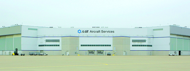 AAR Airframe Maintenance - Indianapolis
