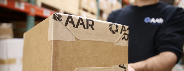 AAR Defense Systems & Logistics (within a customer facility)